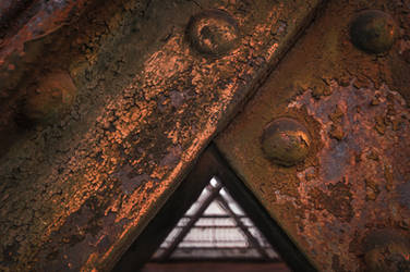 Rusted From the Rain