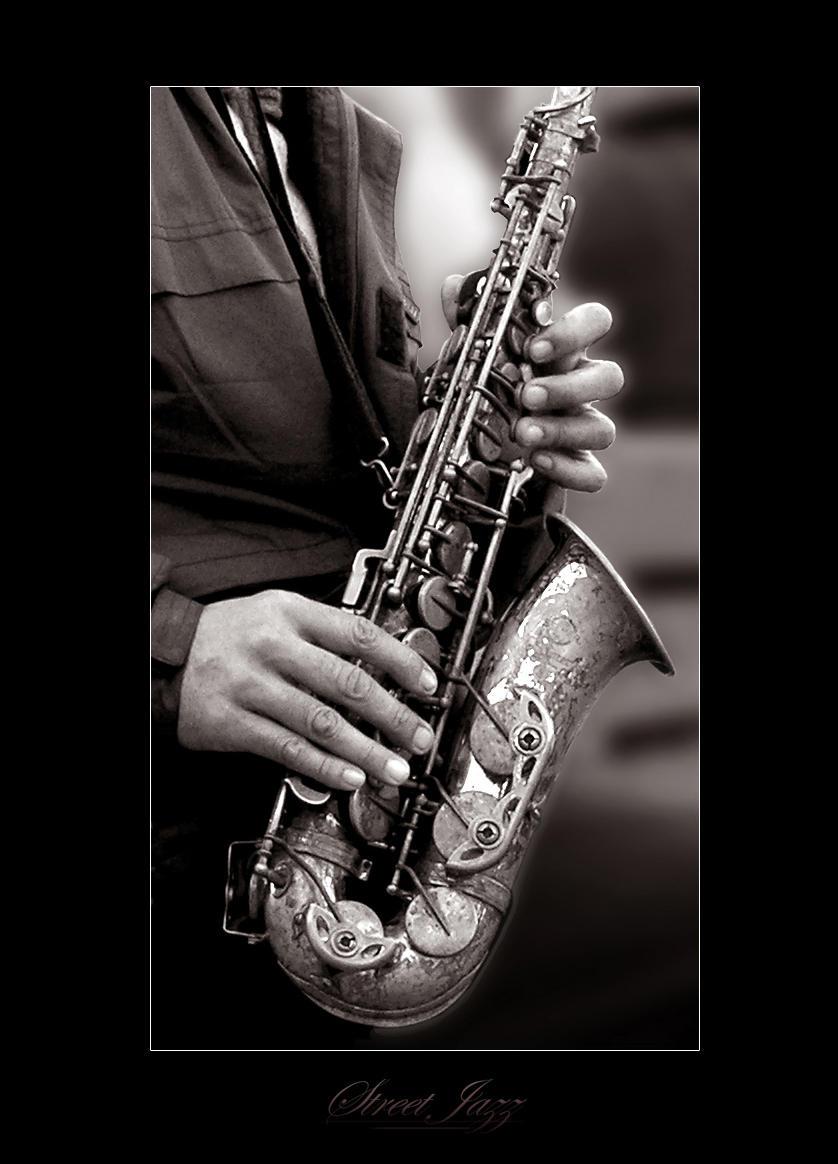 Street Jazz by digitaldreamz666