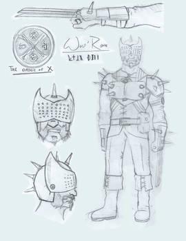 Marvel Goes DandD:Wolf-Rune