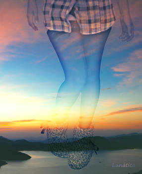 Legs at Sunrise