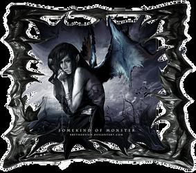 .:SOMEKIND OF MONSTER:. by brethdesign