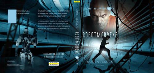 BLUE BLOOD II - ROBOTMORDENE by brethdesign