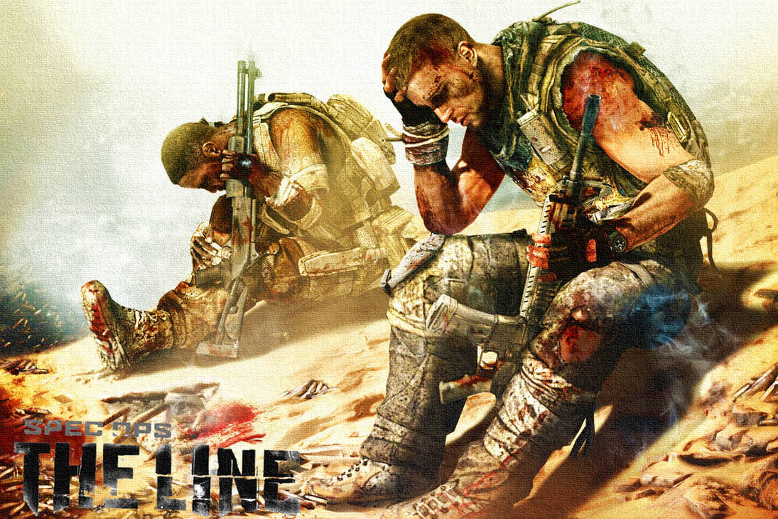 Spec Ops The Line Hd 1080p Wallpaper 3 By Lilgamerboy14 On