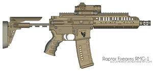 Raptor Firearms RMG-1 Sub-Machine Gun