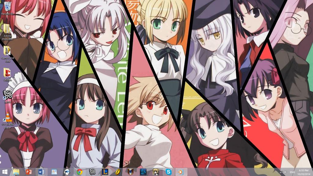 Desktop Update by SavinaSnell