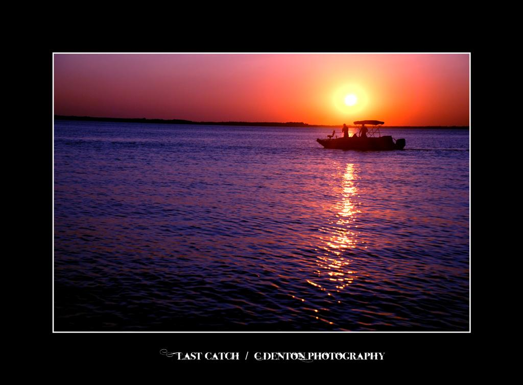 .025 - Last Catch by C-Denton-Photography