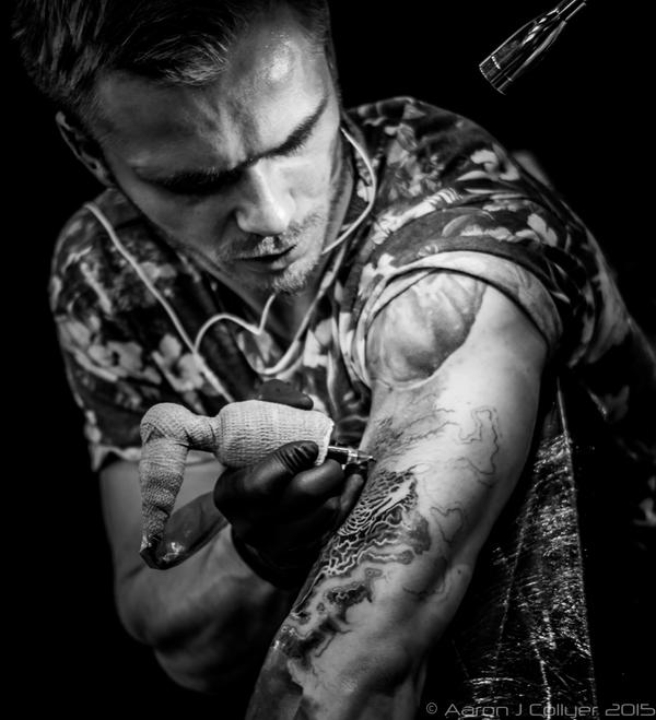 Polish Dan - Tattoo Artist by Click-Click-UK