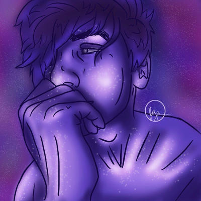 ThatBritishDude Galaxy by Jazyr