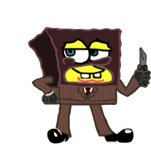 Spongebob Spy Spray by Luigimariogmod