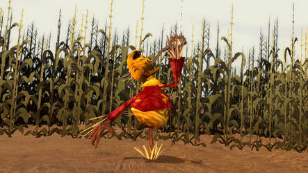 Birdy by Luigimariogmod
