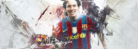 Messi . sotw by ManuGfx