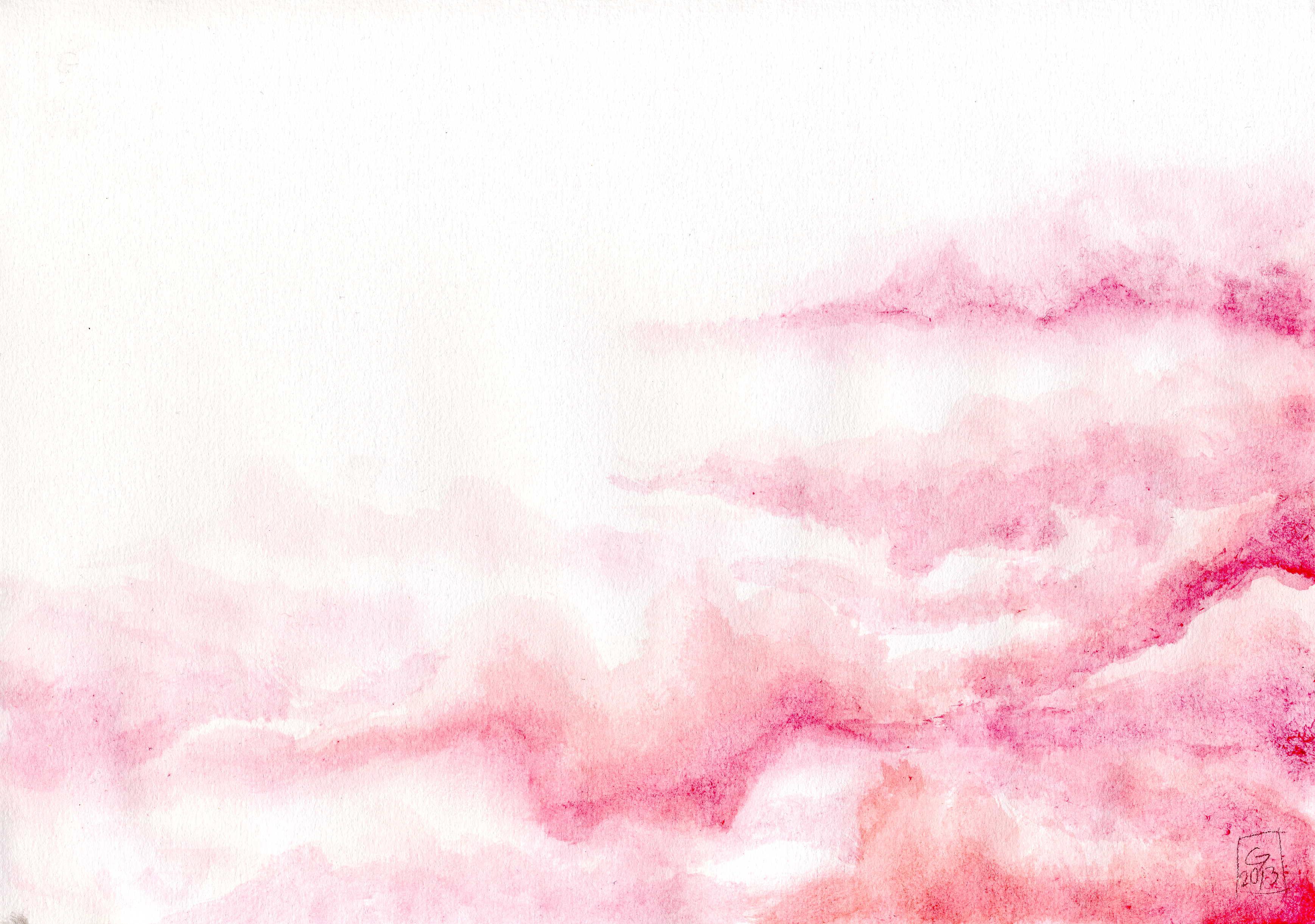 Pink clouds by Tamashi-Bjorn on DeviantArt