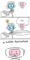 no arms | a really bad fandroid comic whee z by Imtotallynotcrazy