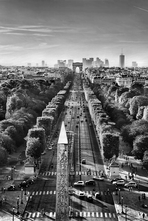Paris Graphics by endegor