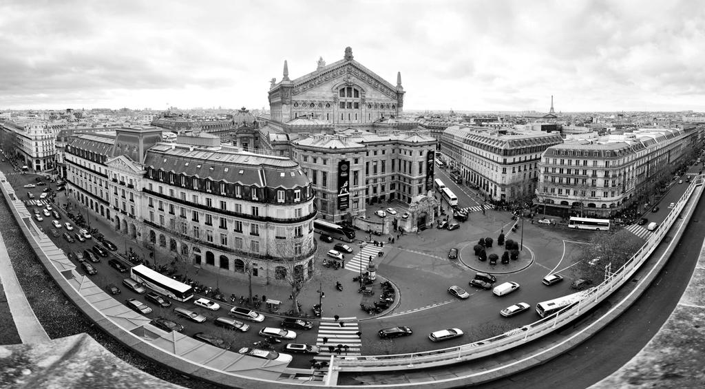 Paris Haussmannien by endegor
