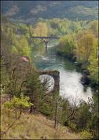 Gorges du Tarn by endegor