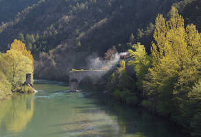 Gorges du Tarn - II by endegor