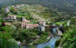 Un village de Languedoc