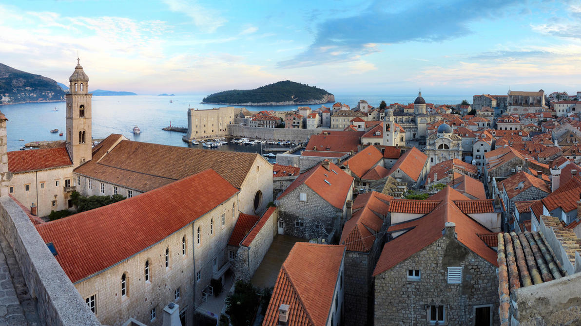 Dubrovnik by endegor