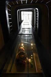Elevator by endegor