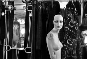 Venus in Furs by endegor