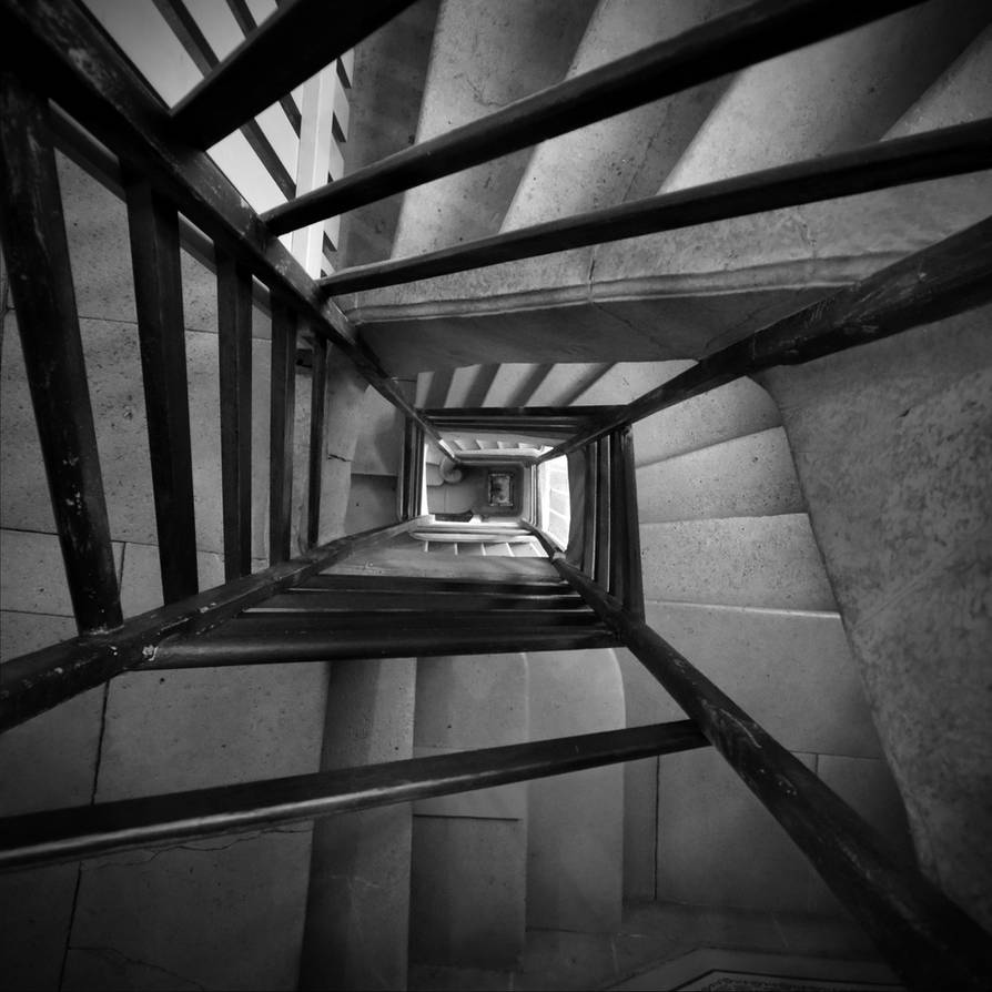 Rolling stairs by endegor