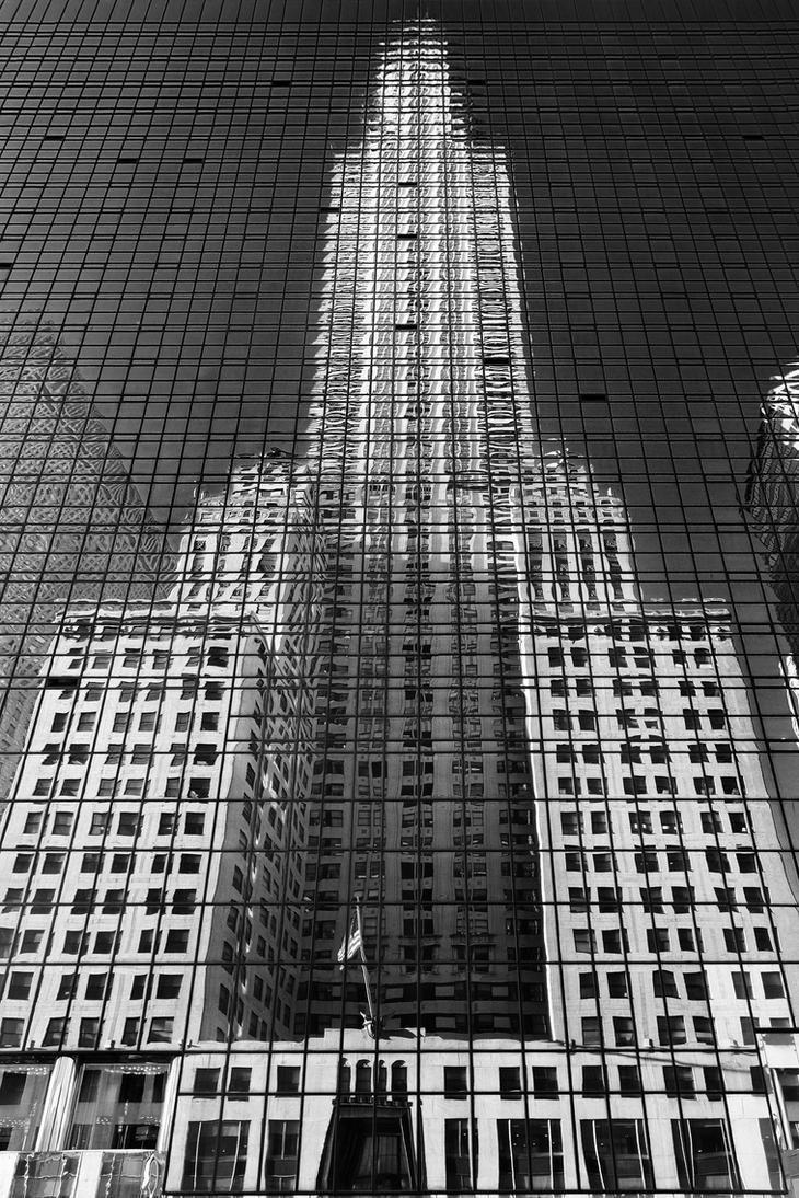 New York mirror by endegor
