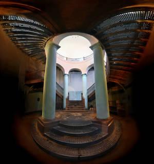 Winged Rotunda