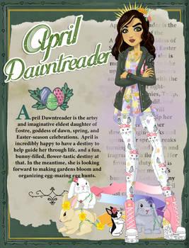 April Dawntreader