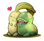 Chikoritas new pear friend