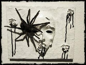 ~Tomb(king spider)~ by JohnnyDearest