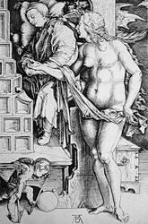 The Temptation of the Idler by memougler