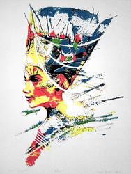 Nefertiti by memougler
