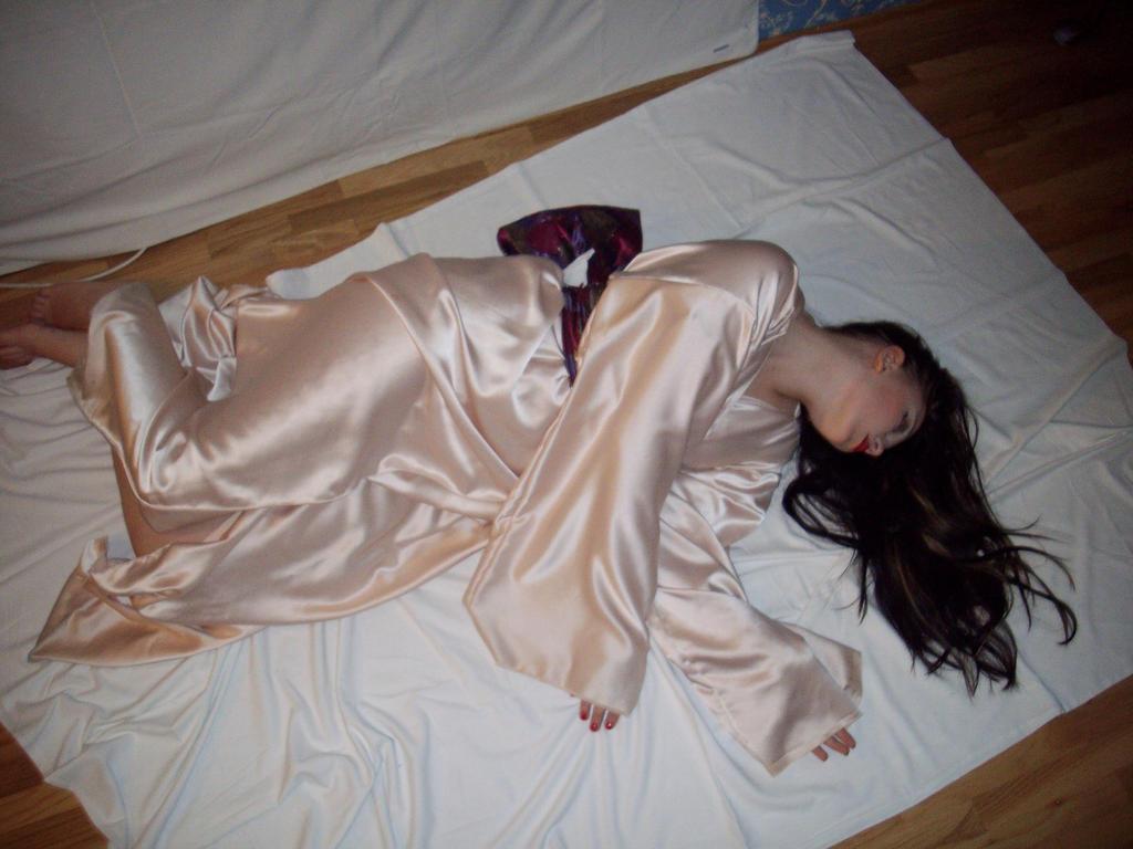 Kimono 32 by Kechake-stock