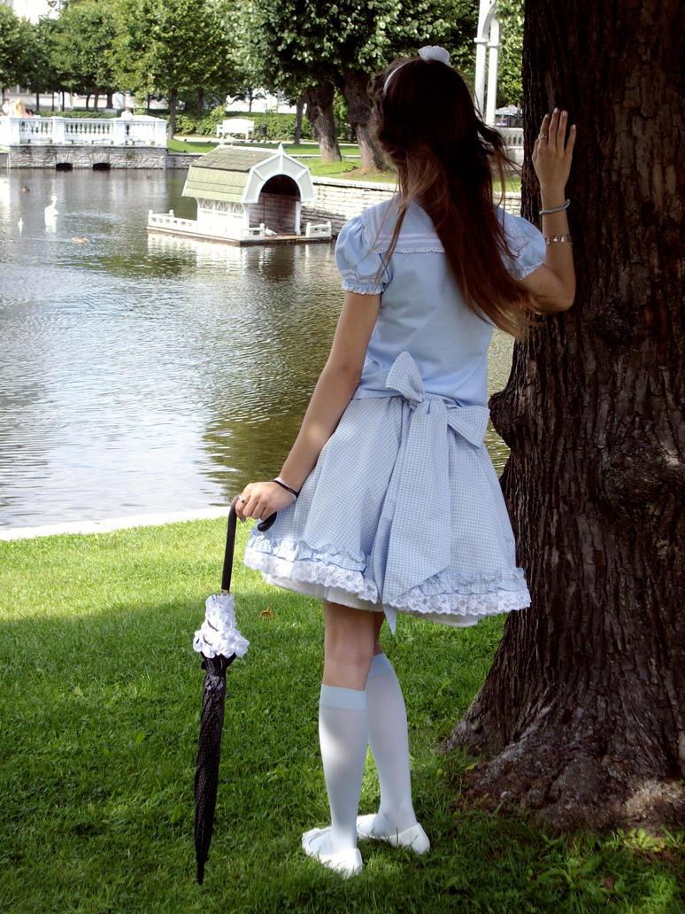 Sweet Lolita 10 by Kechake-stock
