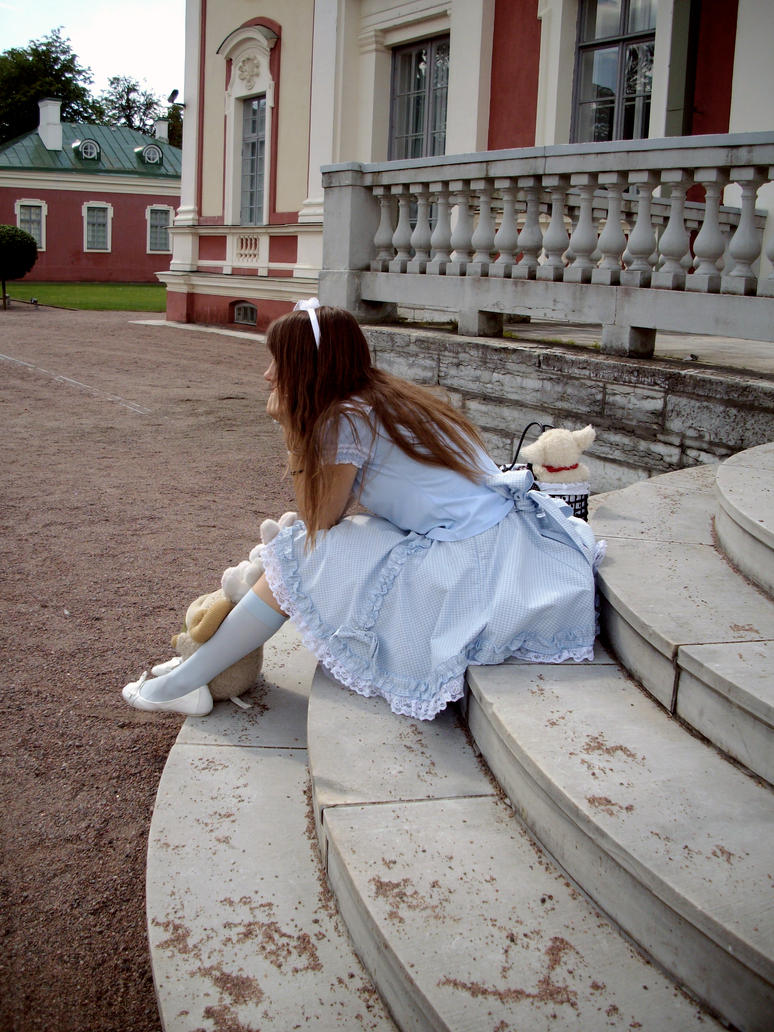 Sweet Lolita 15 by Kechake-stock