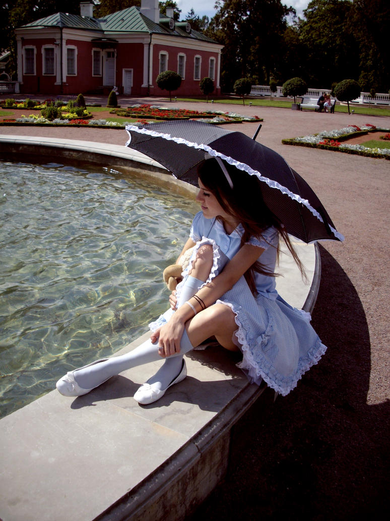 Sweet Lolita 25 by Kechake-stock