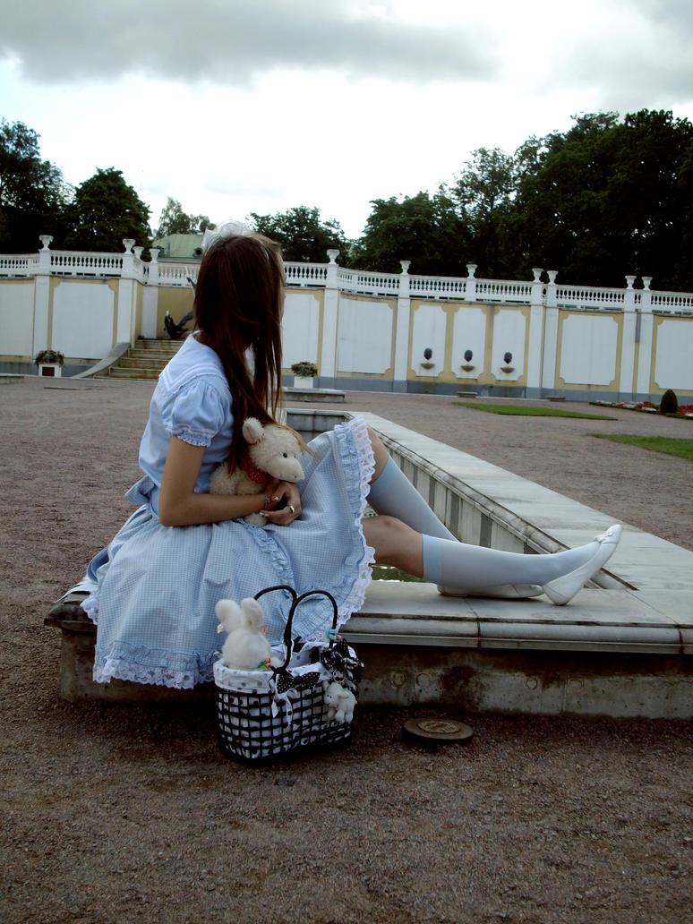 Sweet Lolita 18 by Kechake-stock