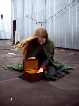 Medieval Girl 11