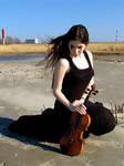 Harlequin Violin 3