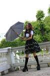 Gothic Lolita 1 by Kechake-stock
