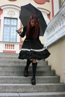 Gothic Lolita 22 by Kechake-stock