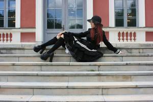 Gothic Lolita 28 by Kechake-stock