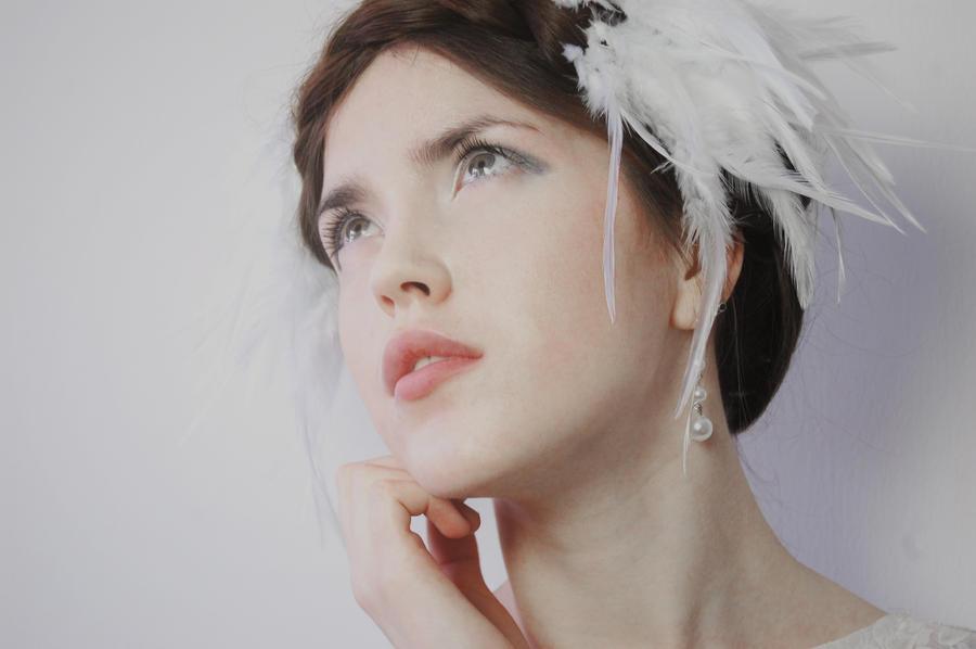 White Swan 3 by Kechake-stock