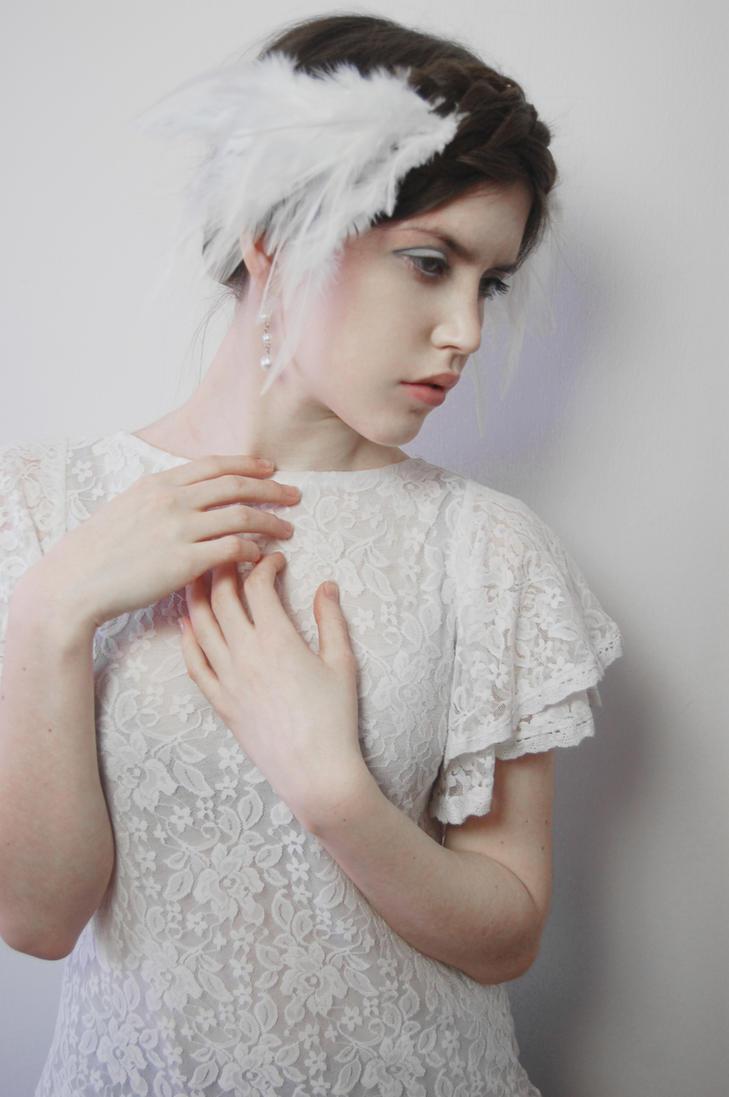 White Swan 9 by Kechake-stock
