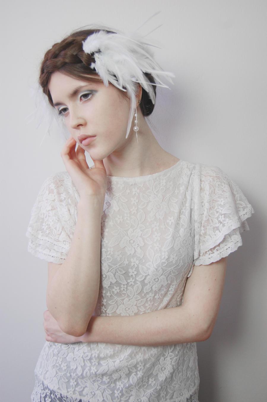 White Swan 10 by Kechake-stock