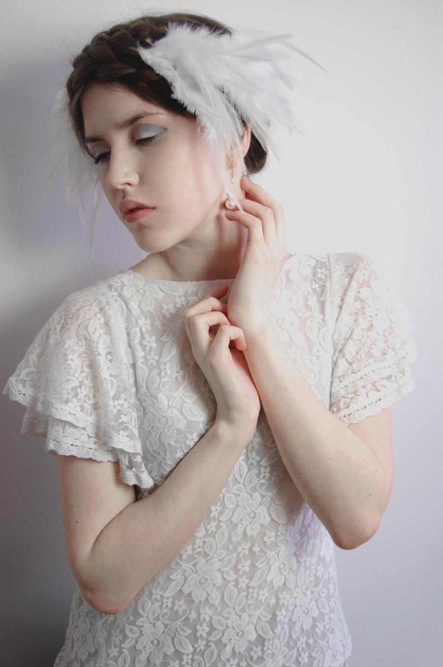 White Swan 13 by Kechake-stock