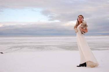 Winter Queen 6 by Kechake-stock
