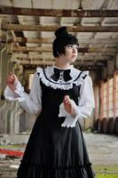 New Gothic Lolita 2 by Kechake-stock