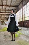 New Gothic Lolita 3 by Kechake-stock